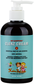 Hair Fairies Nit-Zapping Clenz Cream
