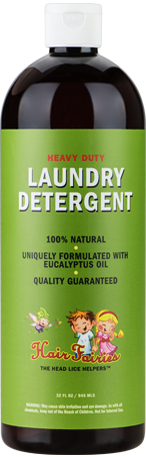 Hair Fairies Nit-Zapping™ Eucalyptus Laundry Deterdent