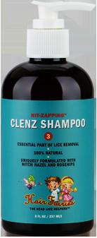 Clenz Shampoo