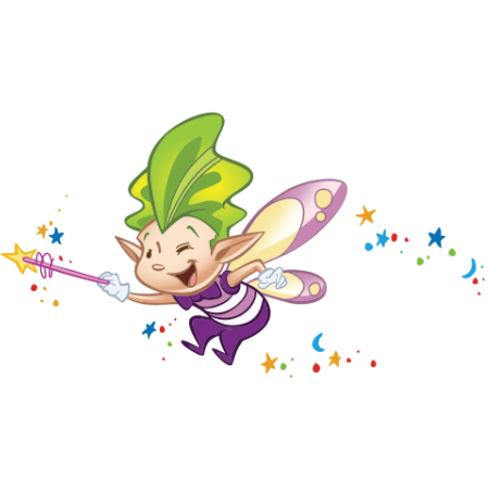 Hair Fairies Fairy